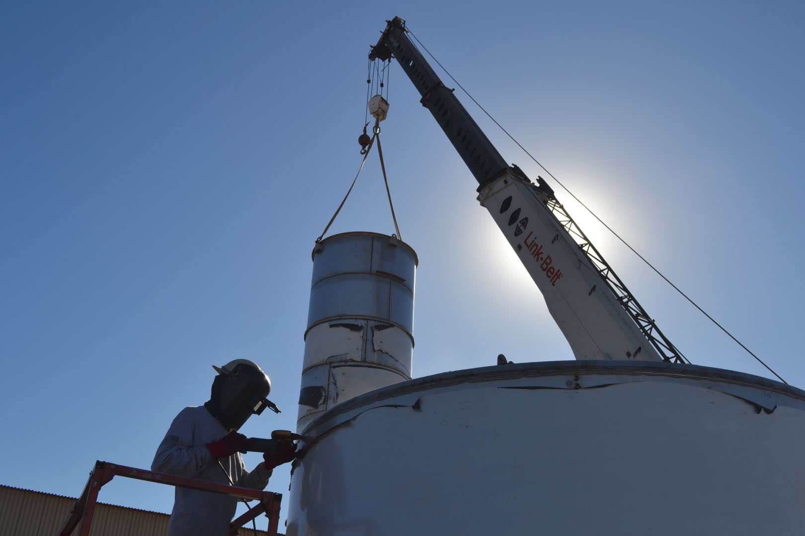 Millwrights Plant-Relocation